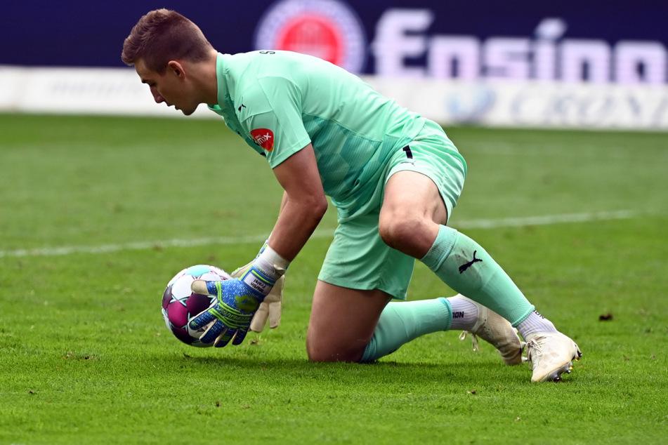 Ösi Martin Fraisl (28) hütete in Deutschland schon das Tor vom SV Sandhausen. Nun steht er bei Schalke 04 unter Vertrag.