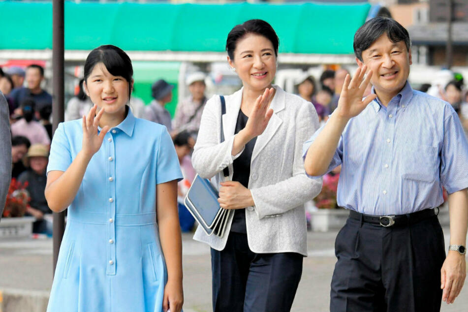 Kaiser Naruhito macht es vor: Die Ehe gilt als gesellschaftliches Ideal in Japan.