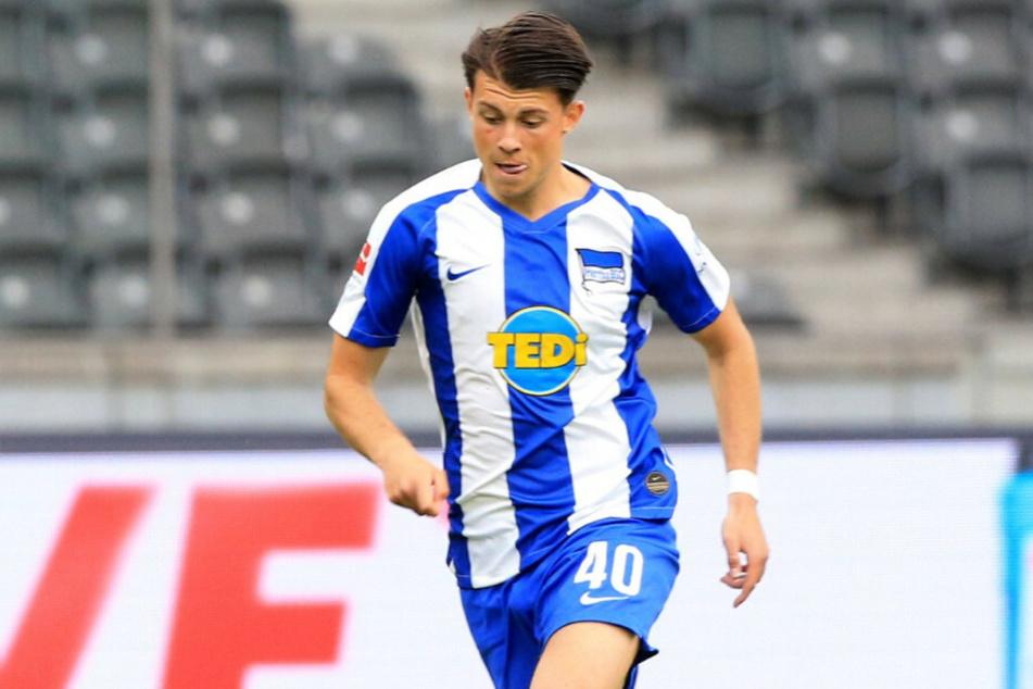 Lazar Samardzic kommt auf insgesamt drei Bundesligaspiele.