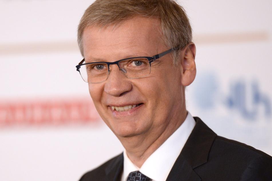 Günther Jauch (Foto: Daniel Reinhardt/dpa).