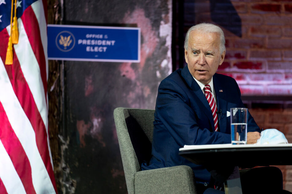 Joe Biden (77), Gewählter Präsident (President-elect) der USA, soll am 20. Januar 2021 vereidigt werden.