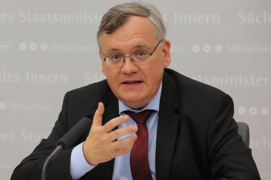 Neuer Chef der sächsischen Schlapphüte: Dirk-Martin Christian (58)