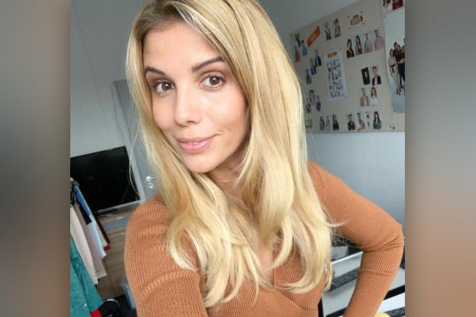 """Schauspielerin Isabel Vollmer (35) ist die Neue im Hauptcast der RTL-Soap """"Unter uns""""."""