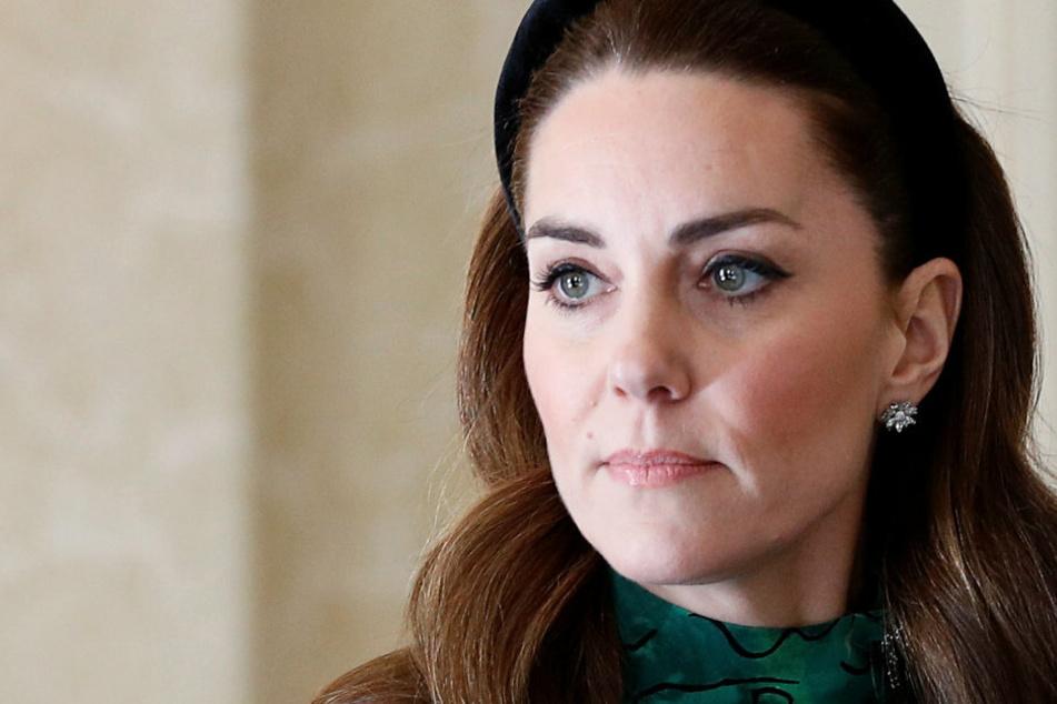 Herzogin Kate mit erschreckender Beichte: Sie ist völlig erschöpft!