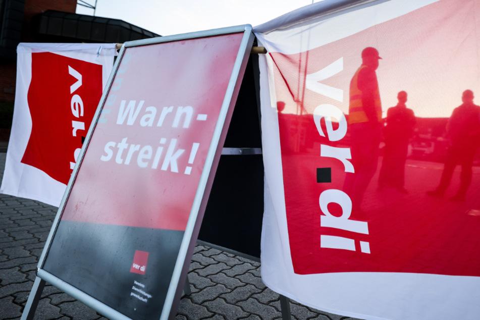 Verdi mobilisiert Azubis für Warnstreiks im öffentlichen Dienst