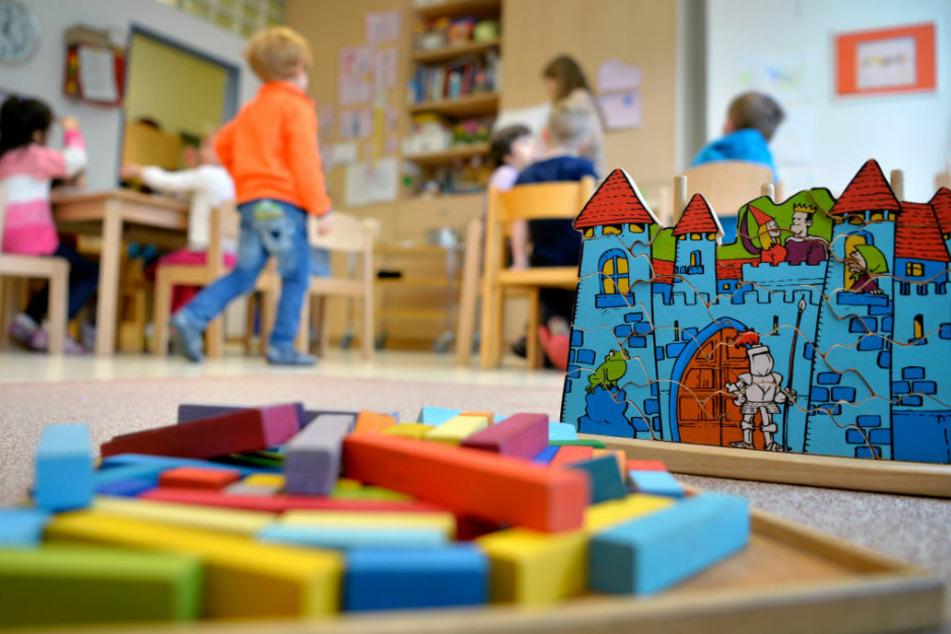 Nach vierwöchiger Pause wegen hoher Corona-Infektionszahlen haben in der Landeshauptstadt Potsdam wieder alle Kitas und Kinder-Tageseinrichtungen geöffnet. (Symbolfoto)