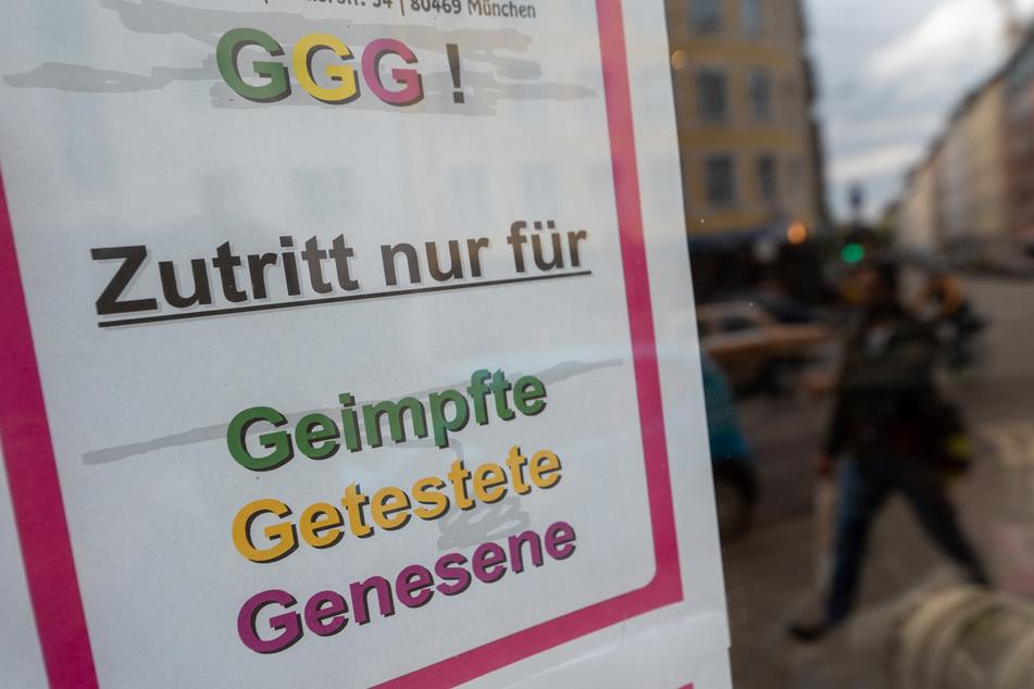 Ab Sonntag (12. September) müssen sich die Leipziger Bürger und Bürgerinnen in vielen Bereichen an die 3G-Regel halten. (Symbolbild)