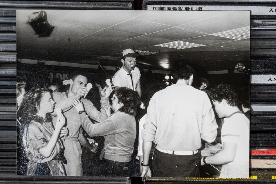 """Das FZ feierte 1986 den ersten """"Discomarathon"""" - und DJ Geyer war wie immer mittendrin."""