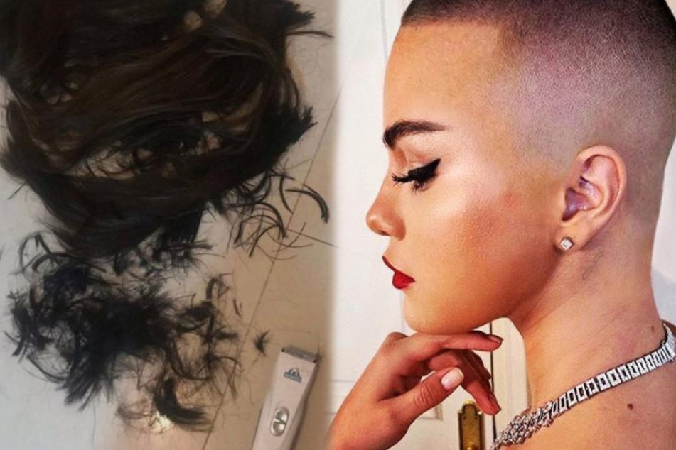 Fans schockiert: Selena Gomez zeigt sich mit abrasierten Haaren!