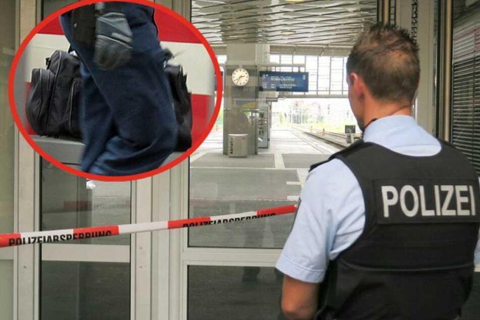 Chemnitzer Hauptbahnhof zwischenzeitlich gesperrt