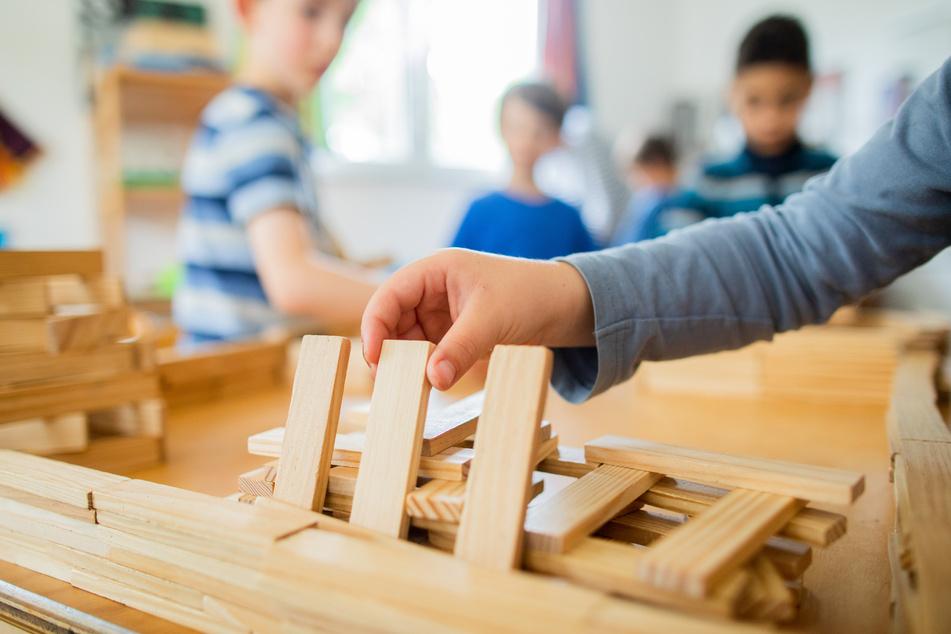 Kinder bis sechs Jahre künftig von Kontaktbeschränkung ausgenommen. (Symbolbild)