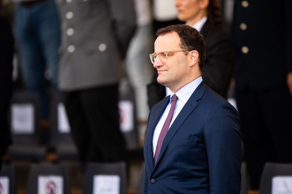 Jens Spahn (41, CDU), Bundesgesundheitsminister.