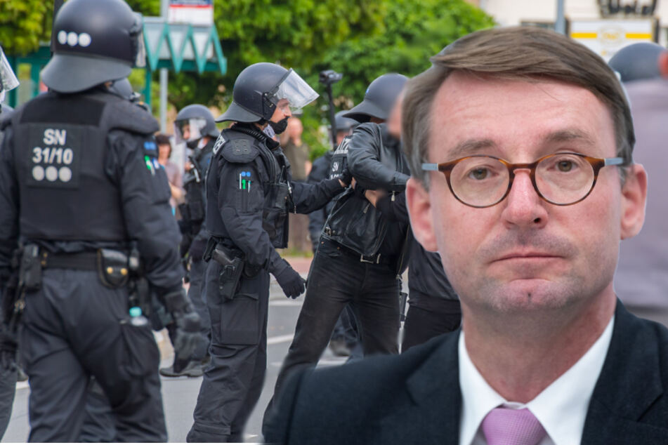 Verdächtig gute Jobs! Immer mehr Anwärter für Sachsens Polizei