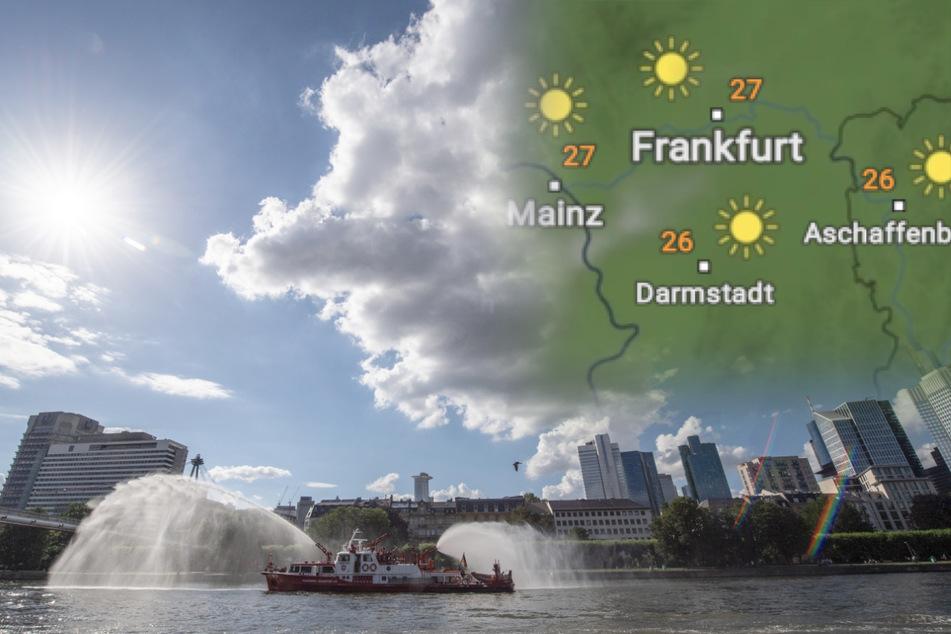Häufig Sonne, bis zu 29 Grad: Der Sommer kommt zurück nach Hessen