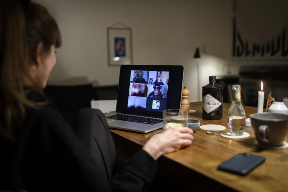 Im Home Office gehören Videokonferenzen oft zum Alltag.