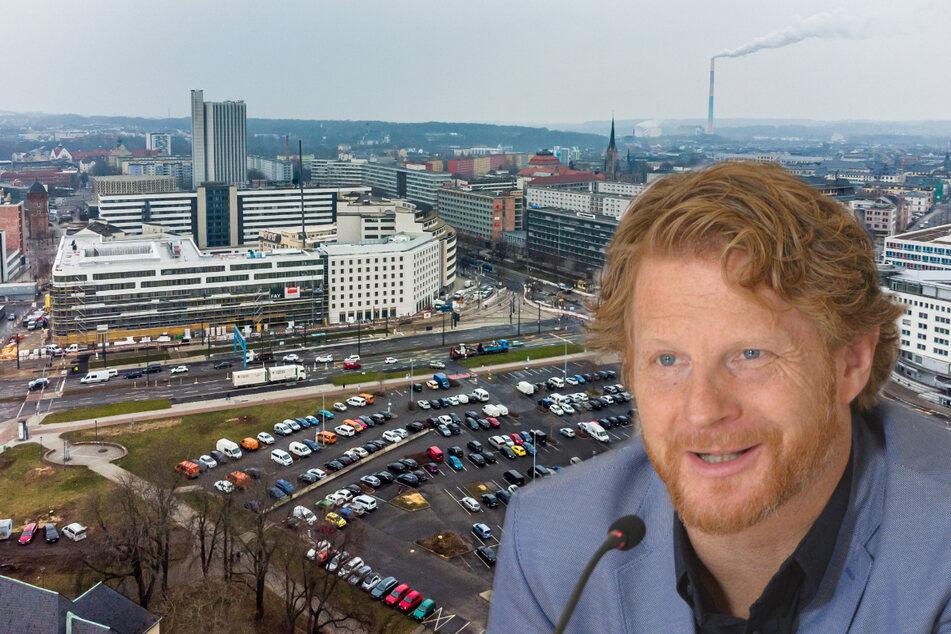 Chemnitz: Kostenlose Parkplätze ade! Darum muss ab Juni in der Innenstadt bezahlt werden