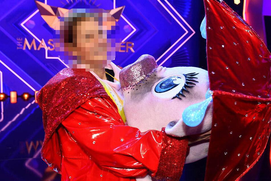 """""""The Masked Singer"""": Diese Promi-Lady versteckte sich unter der Schweine-Maske!"""