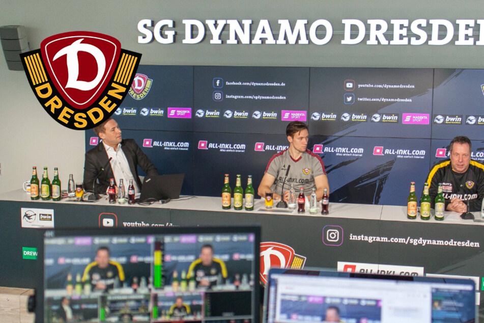 """Dynamo-Pressesprecher weiß: """"Medienarbeit in der Corona-Krise wichtiger denn je"""""""
