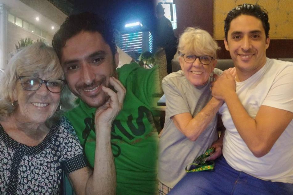 81-Jährige hat Mega-Sex mit 36-Jährigem: Jetzt wollen beide den nächsten Schritt gehen