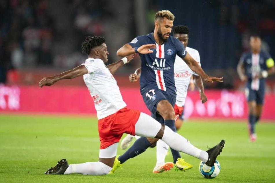 In der französischen Liga durfte der 31-Jährige diese Saison erst neunmal ran.