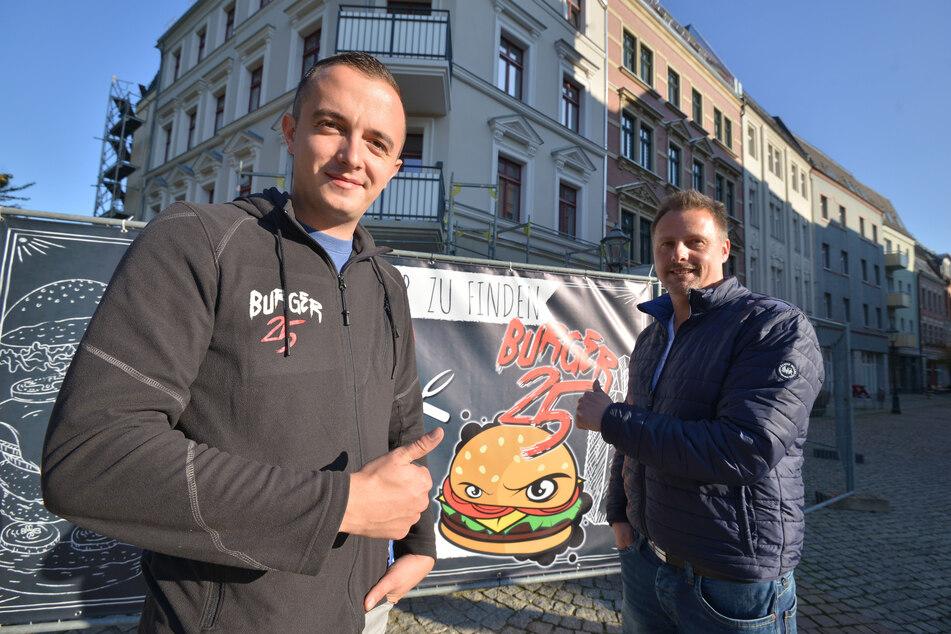 FSV-Aufstiegsheld Sven Günther ist Zwickaus neuer Burger-Brater