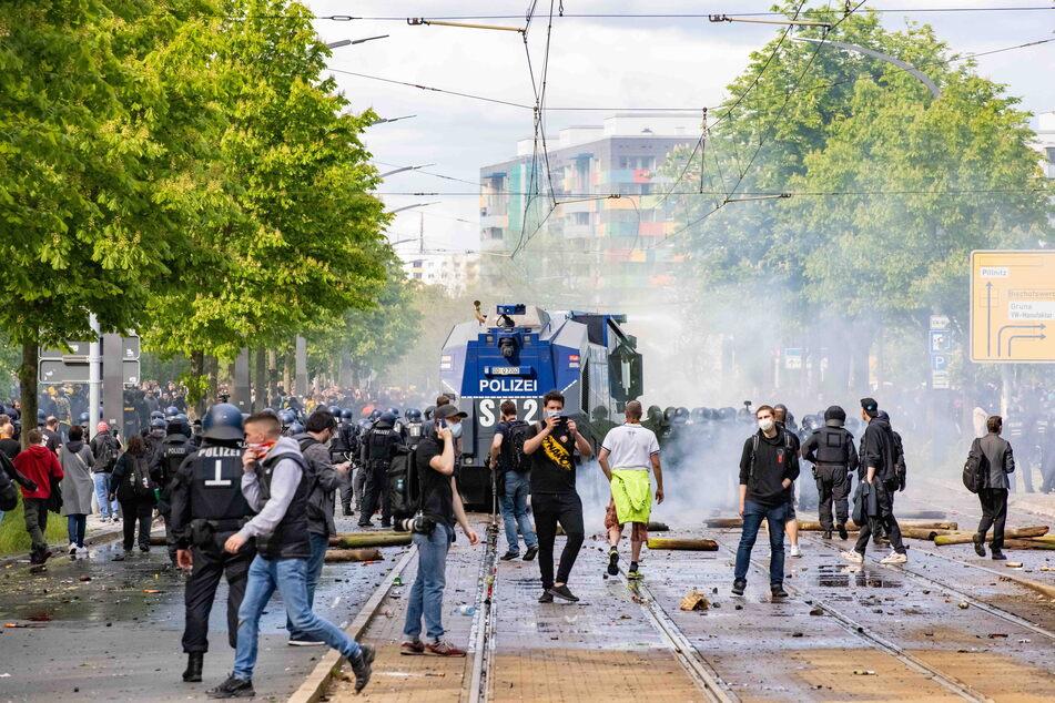 """Dynamo soll ein """"schlüssiges Gesamtkonzept"""" entwickeln, um derartige Gewalt künftig zu verhindern."""