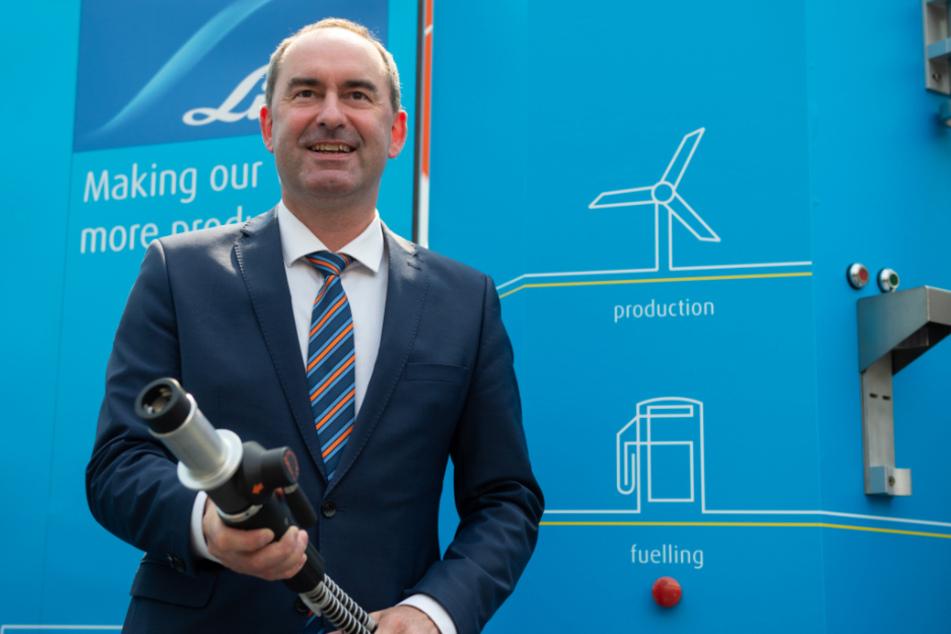Bayern setzt auf Wasserstoff: Hubert Aiwanger stellt Konzept vor