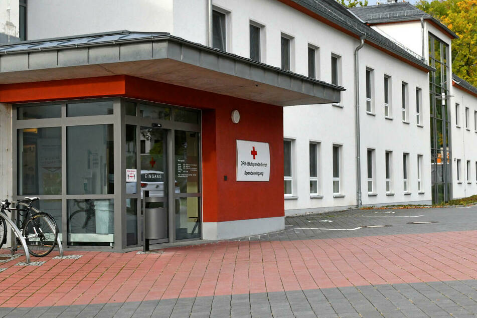 Chemnitzer Blutspendedienst ruft zu verrückter Aktion!
