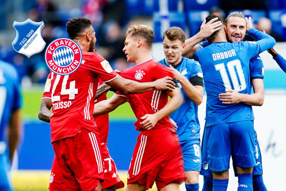 Hoffenheim gelingt gegen den FC Bayern die Sensation! TSG schießt müde Münchner ab