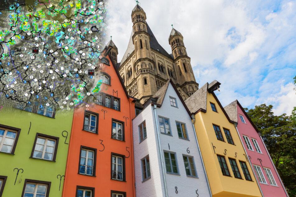 Wetter-Vorhersage für Köln und NRW: Die Sonne verzieht sich bald!