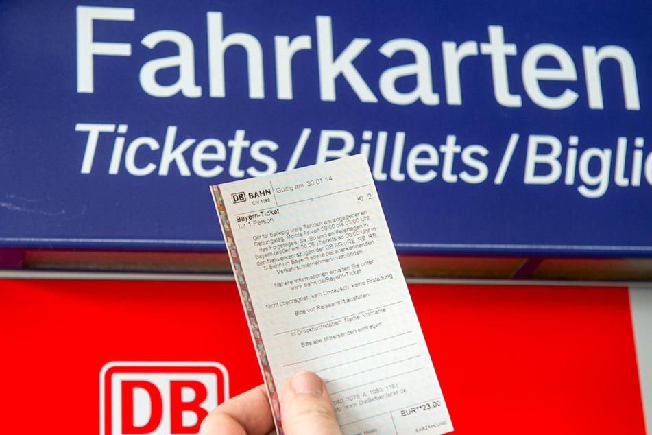 München: Münchner kauft 1371 Bahntickets mit gestohlenen Kreditkartendaten