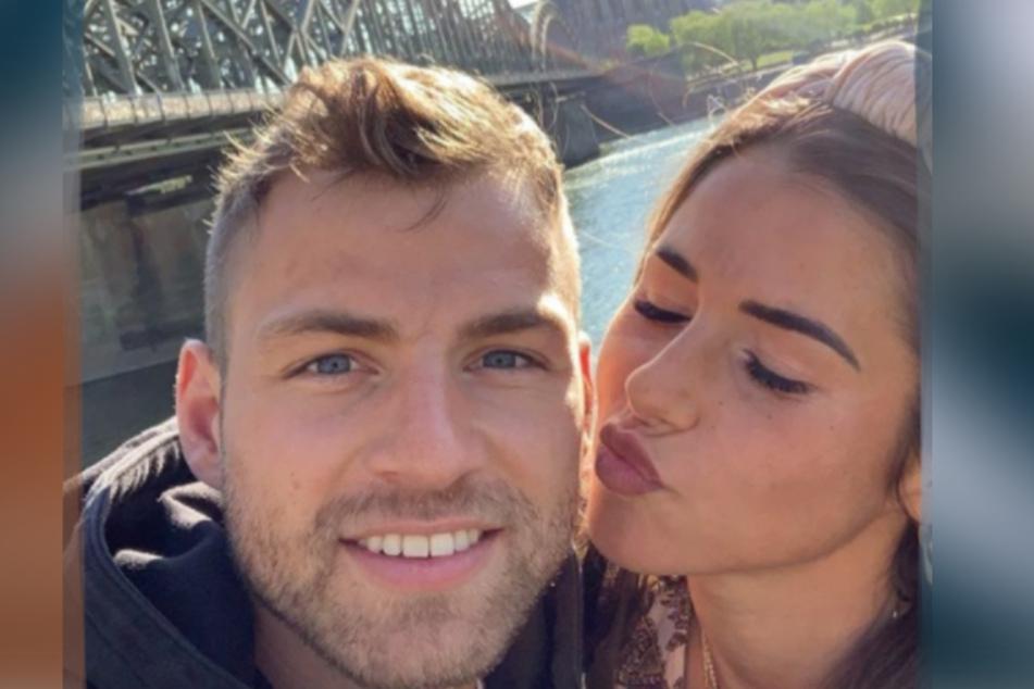 Julian Büscher (27) wird sich nach seinem Kreuzbandriss von Freundin Sarah Lombardi (27) gesund pflegen lassen.