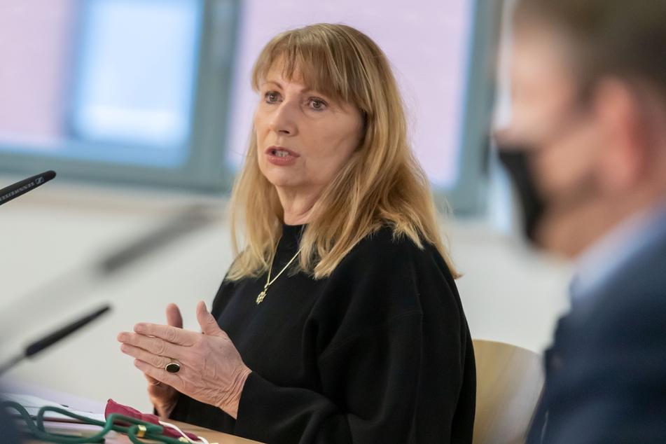 Ministerin Petra Köpping (62, SPD) überrascht mit ihrem Vorstoß.