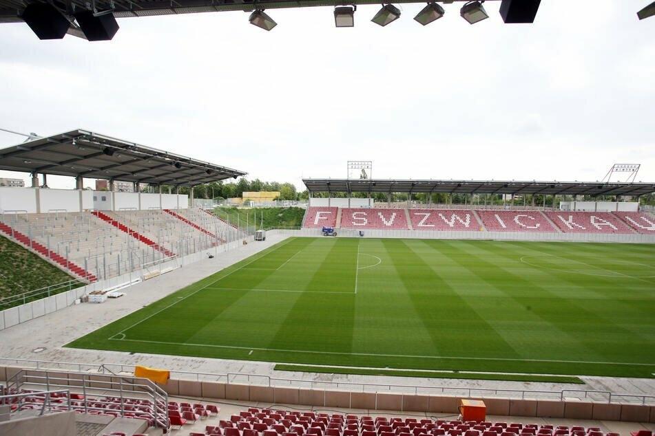 Auch am kommenden Samstag beim, Heimspiel gegen Dynamo Dresden, wird das FSV-Stadion leer sein - Tickets gibt es aber dennoch (Symbolbild).