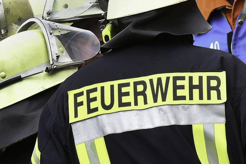 Der Feuerwehrmann hielt den Brand auf dem Parkplatz in Göppingen mit einem Feuerlöscher in Schach und verhindert so Schlimmeres. (Symbolbild)
