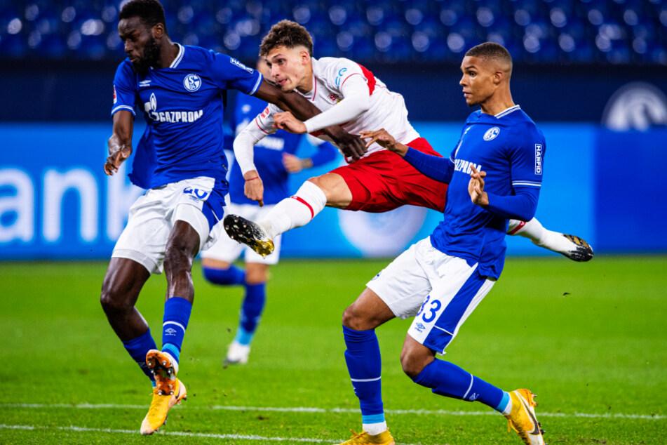 VfB-Youngster Mateo Klimowicz (20, Mitte) könnte für die Deutsche U21-Nationalmannschaft düpieren.