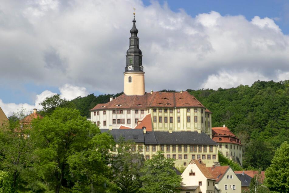 Schön anzusehen: Schloss Weesenstein.
