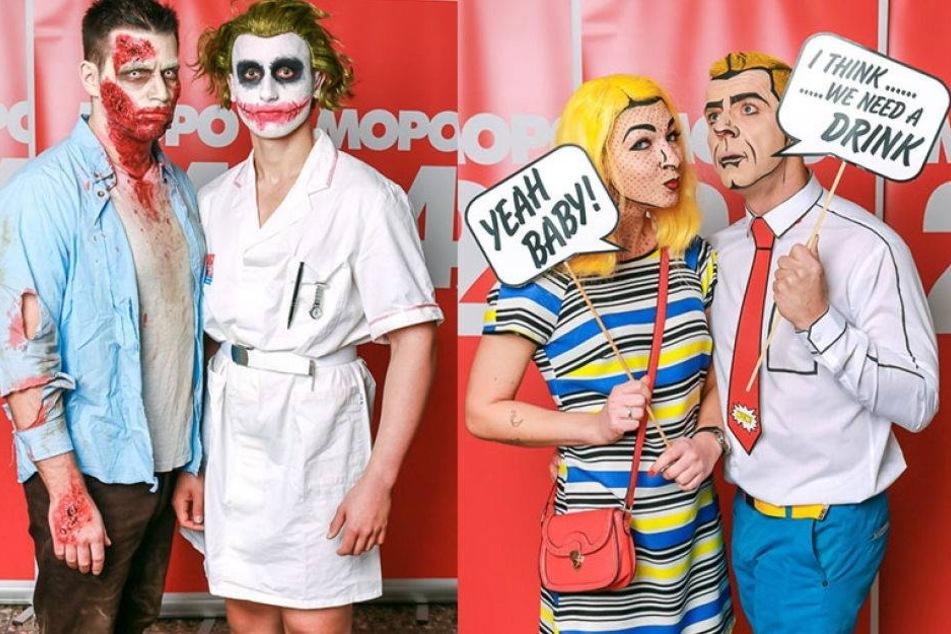 Fasching in Dresden: MOPO24 prämiert die besten Kostüme