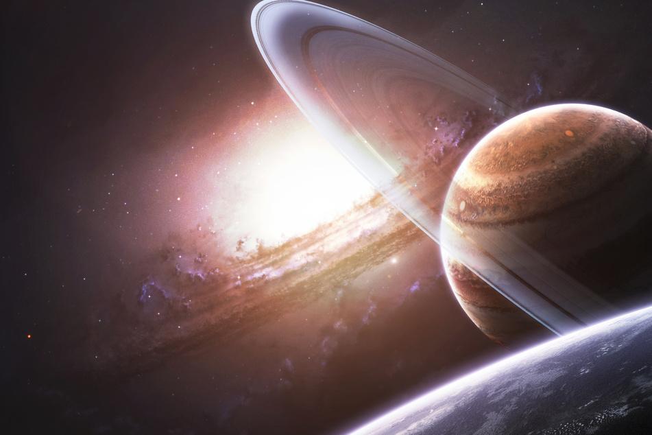 """Im Planetarium in Drebach könnt Ihr auf eine """"Reise"""" durch das Weltall gehen."""