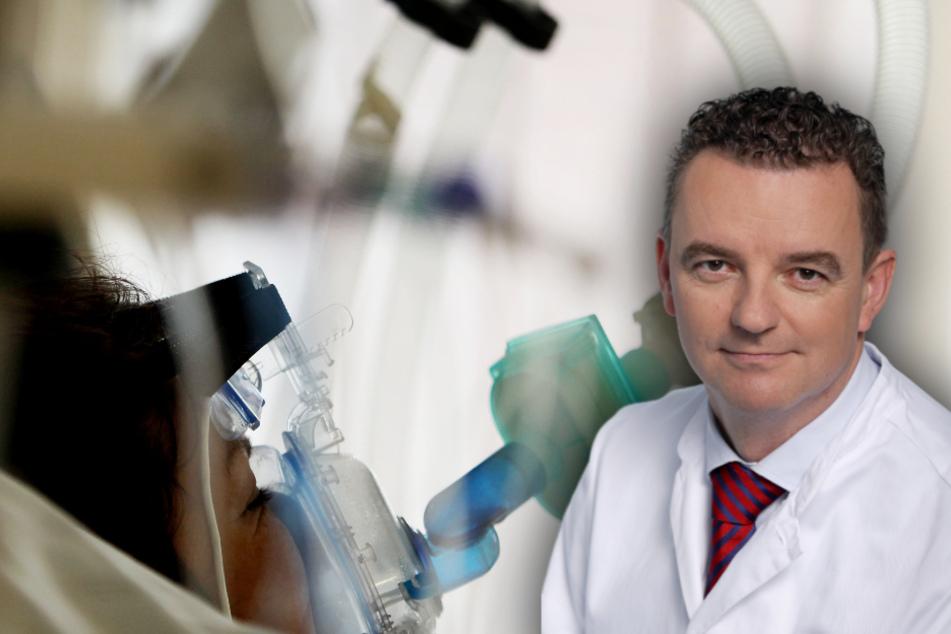 Virusgefahr unterschätzt: Laut Arzt immer mehr Jüngere auf Intensivstation