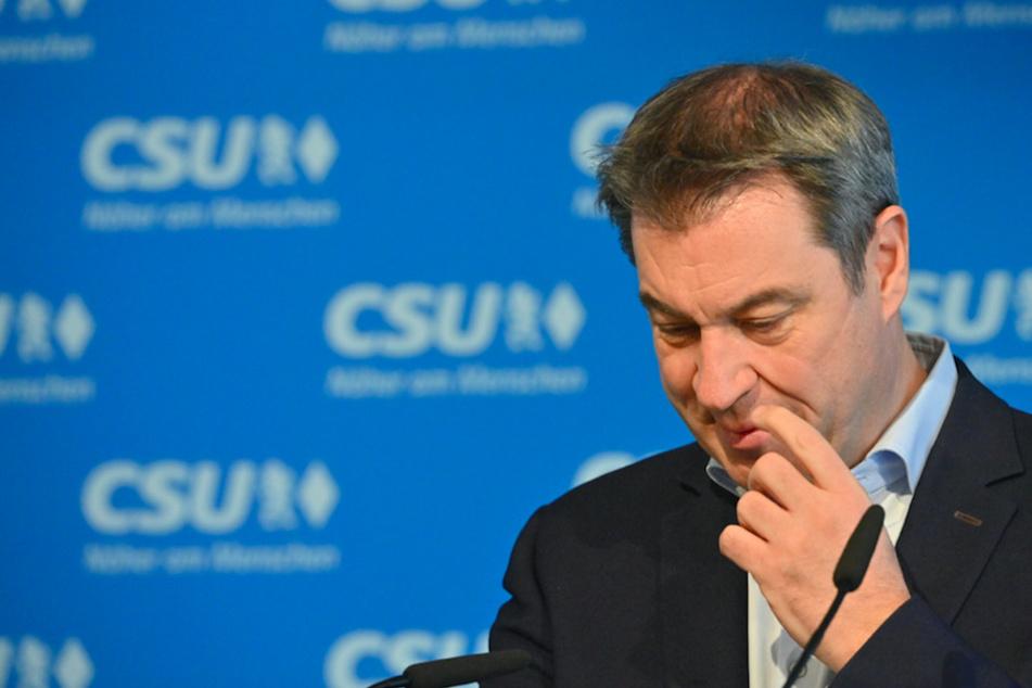 Umfrage: Bürger in Bayern von Söders Rückzug eher enttäuscht
