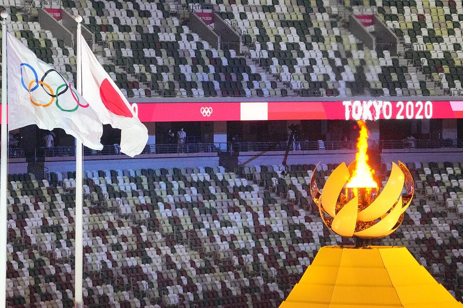 Bei den Olympischen Spielen in Tokio wurde ein neuer Tages-Höchstwert an positiven Fällen registriert.