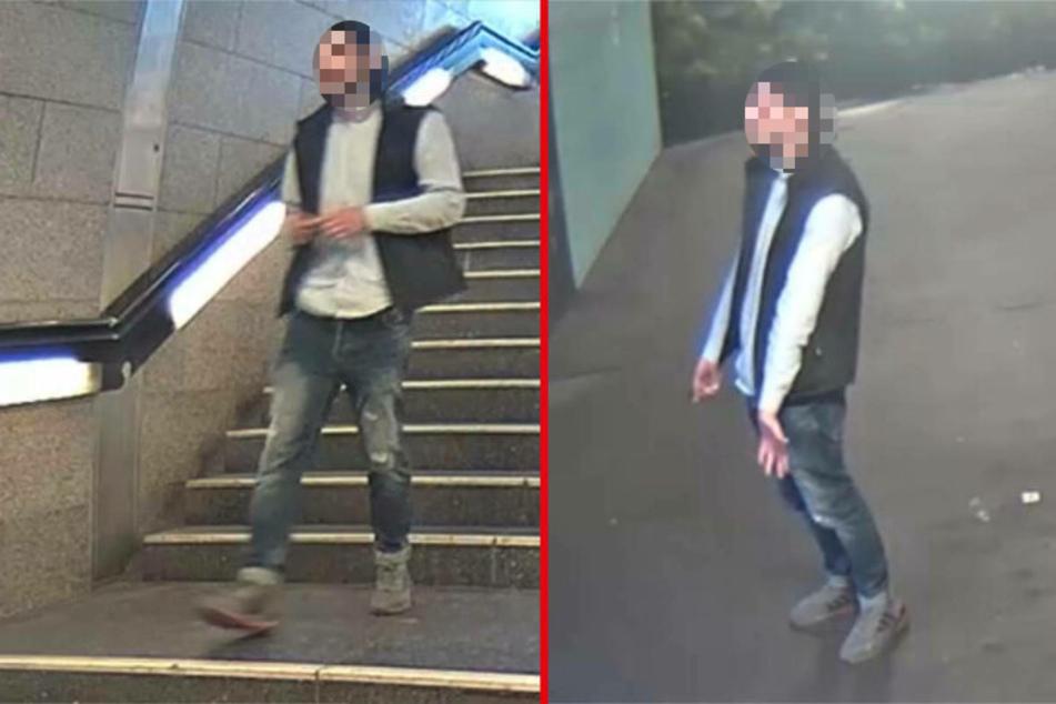 Die Polizei Berlin hat den Tatverdächtigen aufgrund von Zeugenaussagen identifiziert.