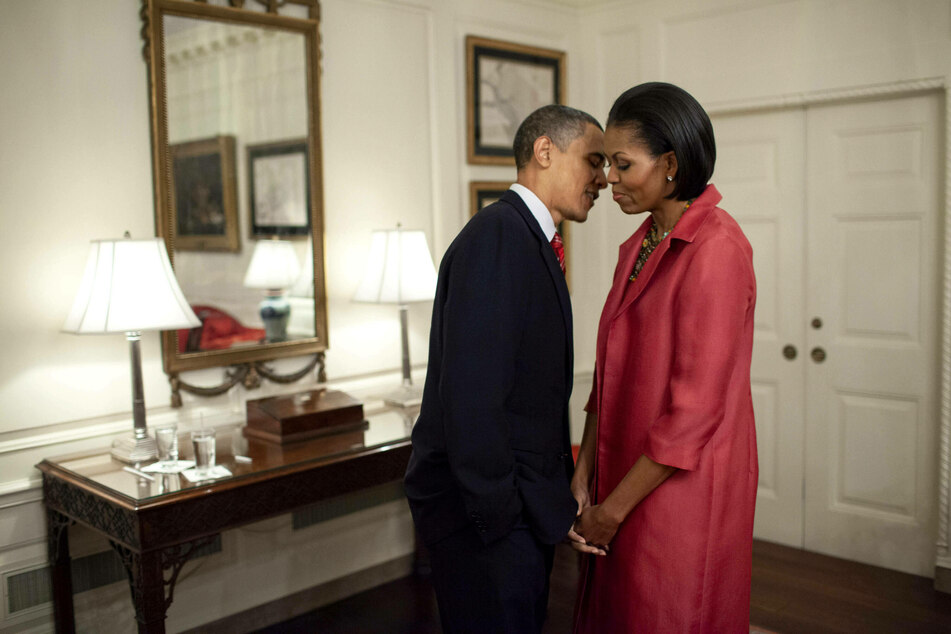 Michelle (56) and Barack (59) Obama have been married since October 3, 1992.