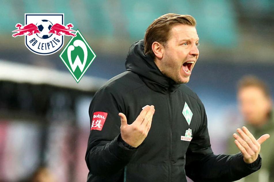RB Leipzig bleibt Heimmacht: Werder-Trainer Kohfeldt sagt nach Spielfeldrand-Pöbelei Sorry
