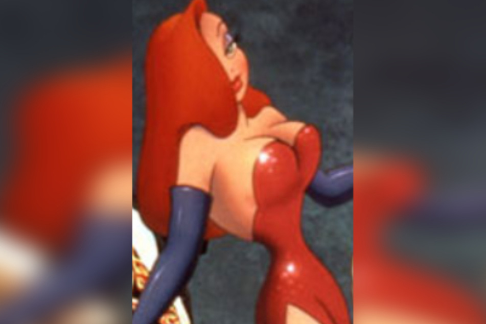Martina Big will bald so aussehen wie Comic-Figur Jessica Rabbit.