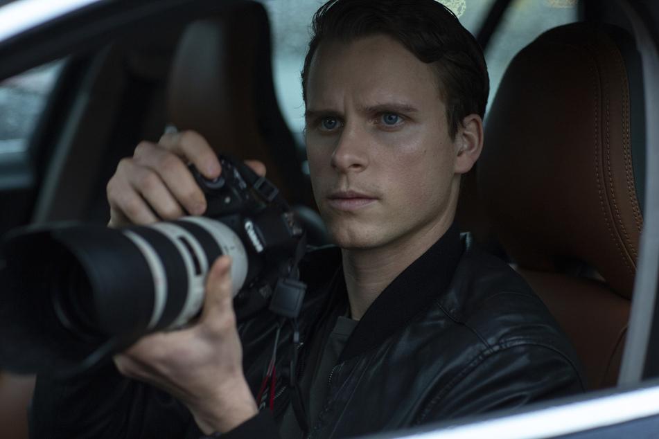 """Eine der Serien neu auf Netflix im September: Kriminalist Kurt Wallander in """"Der junge Wallander""""."""
