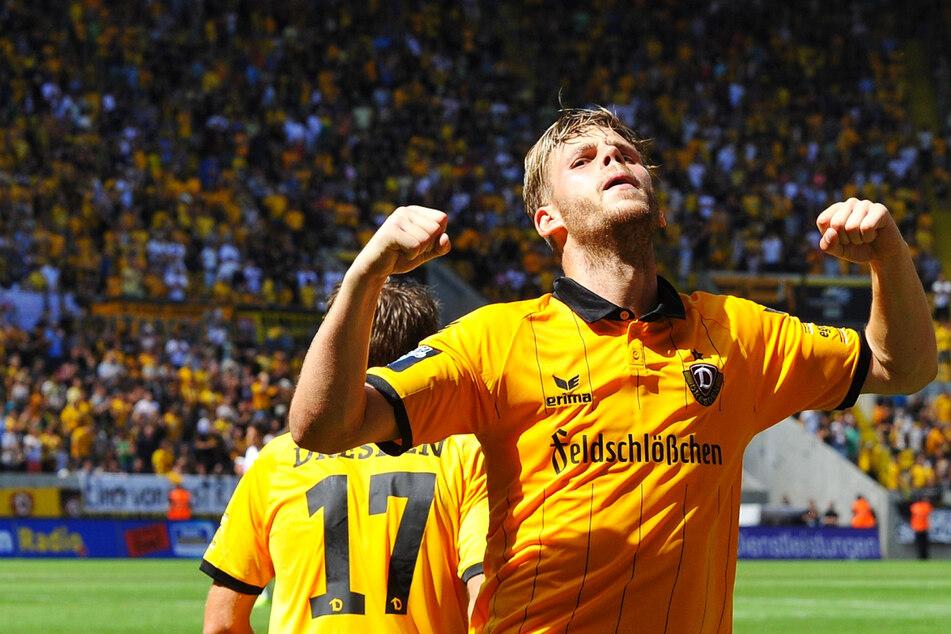 Erlösung für Justin Eilers! Ex-Dynamo erzielt endlich sein erstes Saisontor