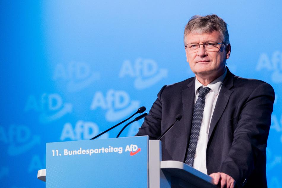 Hessische AfD stellt sich hinter Partei-Chef Meuthen