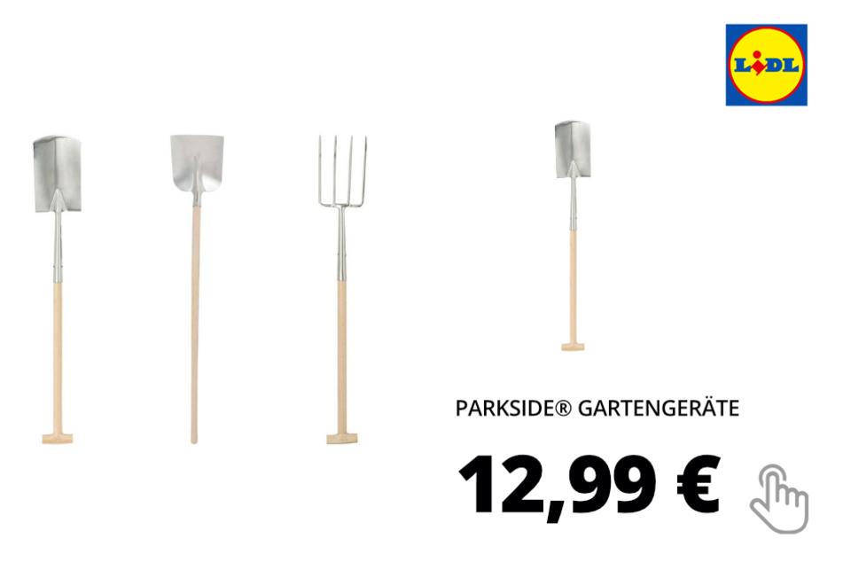PARKSIDE® Gartengeräte